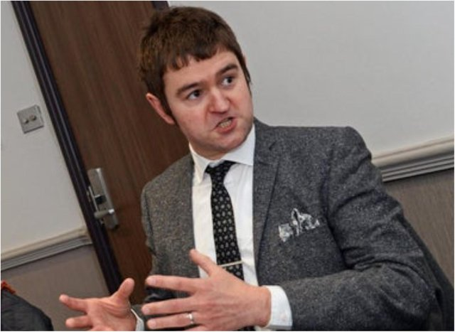 Doncaster Chamber chief Dan Fell.
