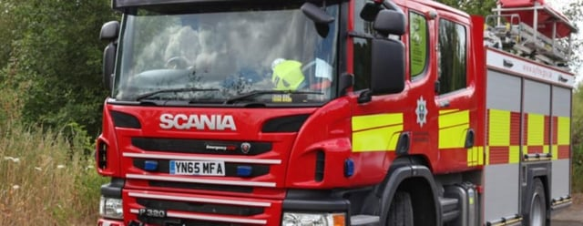 Today's fire round-up