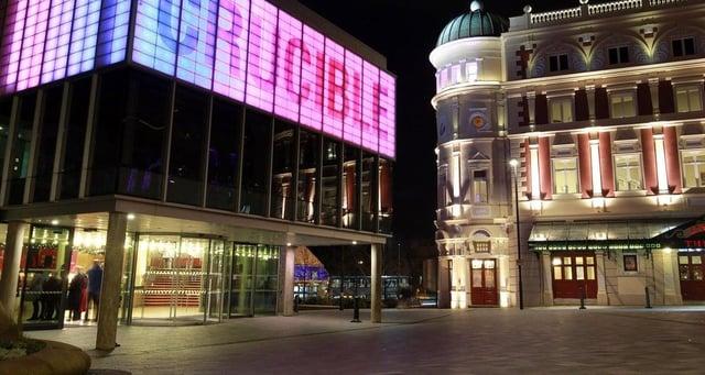 Sheffield's Crucible Theatre