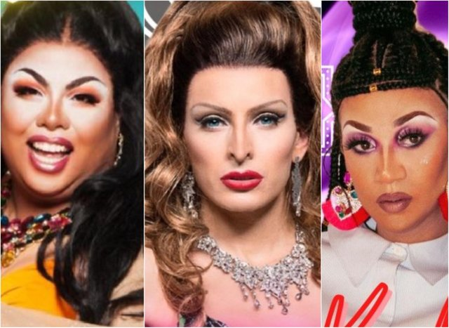 Draq queens Sum Ting Wong, Veronica Green and Tia Kofi are all coming to Doncaster.