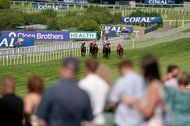 Sandown Park Racecourse. Photo by Alan Crowhurst/Getty Images