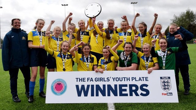 Doncaster Rovers Belles' RTC is going from strength to strength.