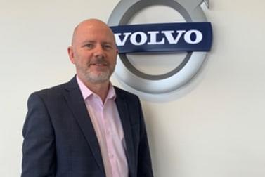 Mark Denton, Managing Director at Riverside Volvo Doncaster