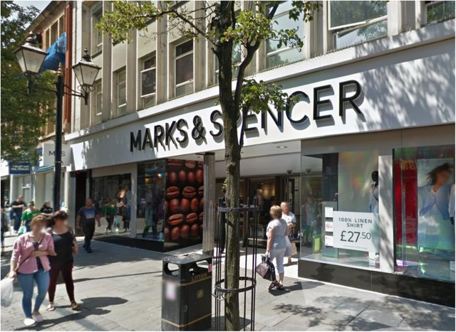 Marks and Spencer has three branches in Doncaster.