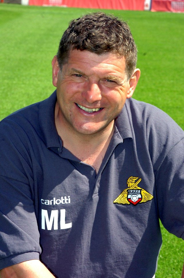Former Doncaster Rovers coach Mickey Lewis