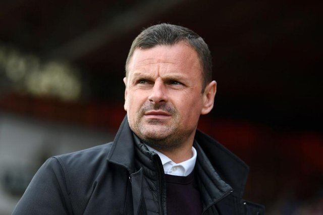 Doncaster Rovers boss Richie Wellens.