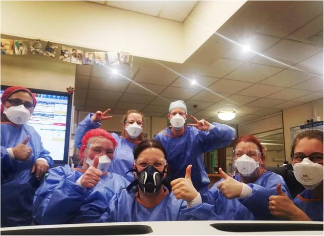 Doncaster has zero Covid patients