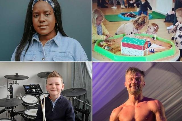 10 news stories of the week through photos.