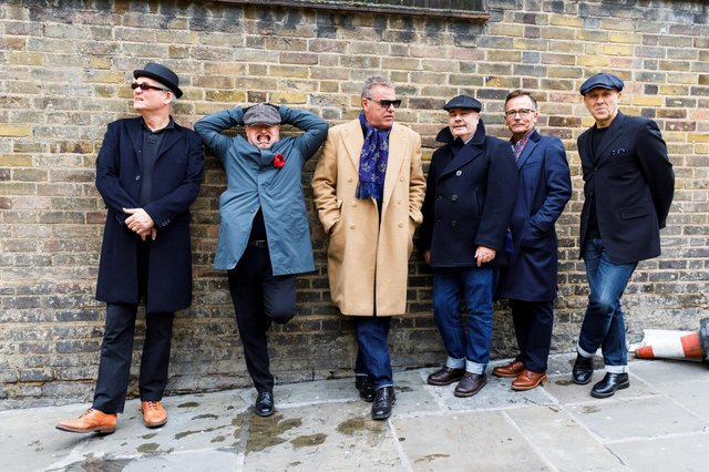 Madness at Sheffield Arena on December 4, 2021