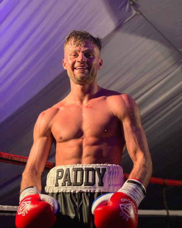 Josh Padley, 25, Armthorpe.
