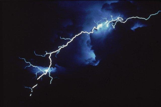Thunderstorms predicted over the weekend