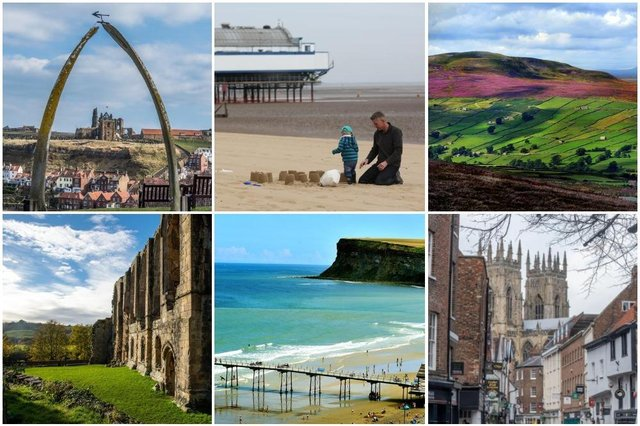 There are plenty of great destinations for a holiday that are just a short drive away from South Yorkshire