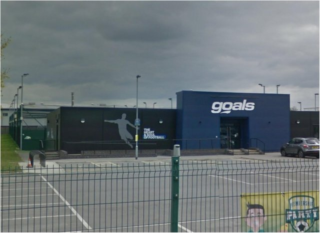 Goals will re-open in Doncaster on March 29.