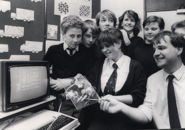 Doncaster youngsters from the 1980s but who do you recognise four decades on?