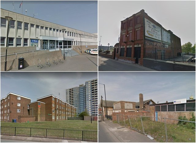 Doncaster buildings people want to see demolished