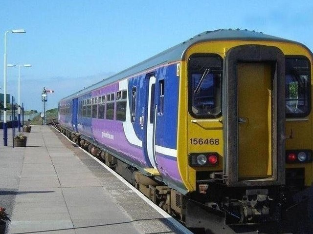 Trains between Sheffield and Doncaster are disrupted.
