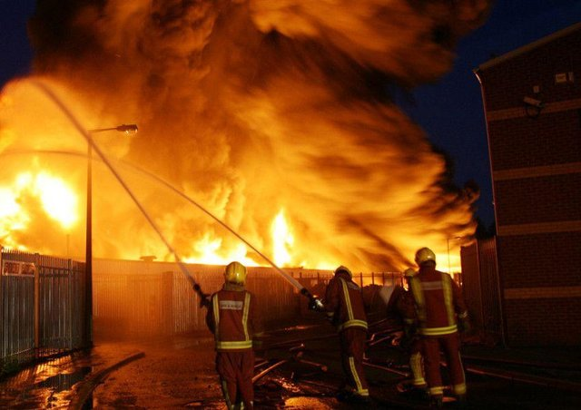 A recruitment drive has been launched for on-call firefighters in Sheffield and Doncaster (Photo: SYFR)