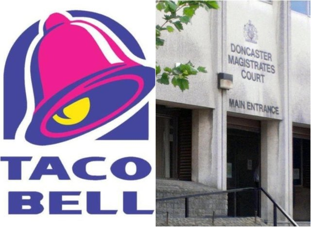 Ryan Colclough will appear in court charged with assaulting an emergency services worker at Doncaster's Taco Bell.