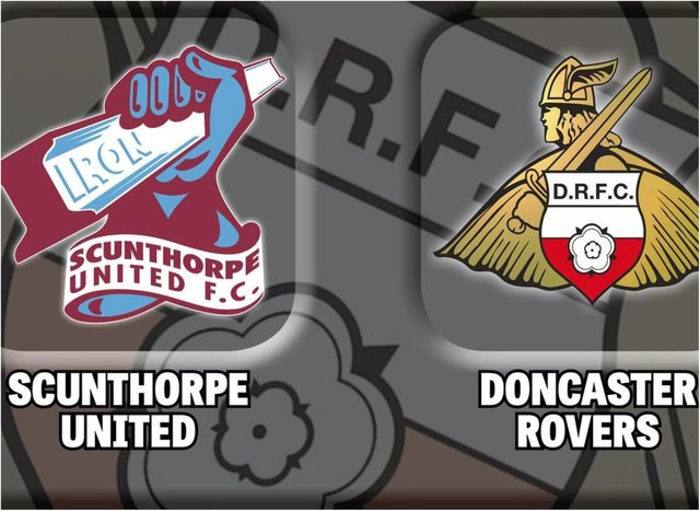 The men were banned after a game between Scunthorpe United and Doncaster Rovers.