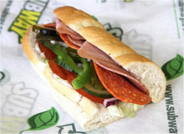 Gamers can get a free Subway.