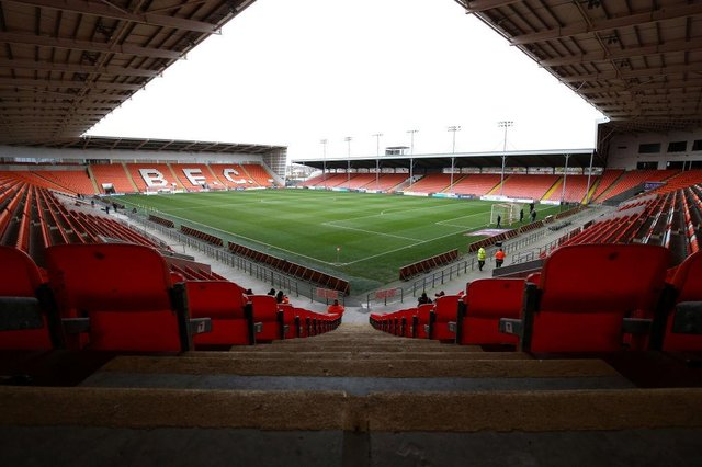 Bloomfield Road. Photo: Lewis Storey/Getty Images