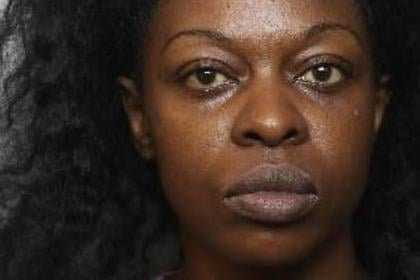 Pictured is Vanusa Vianna, aged 39 when sentenced, formerly of Cowley Gardens, Westfield, Sheffield, who was sentenced at Sheffield Crown Court to four years and six months of custody after she admitted robbing an elderly man in his home in Sheffield. The court heard on September 1 how Vianna pestered her victim for money before visiting his Sheffield home in June and forcing her way in and stealing his laptop, a mobile phone and cash.