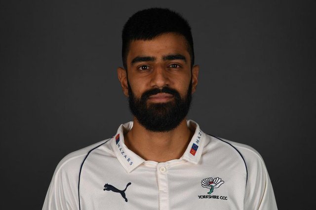 Doncaster Town captain Bilal Anjam. Photo: Gareth Copley/Getty Images