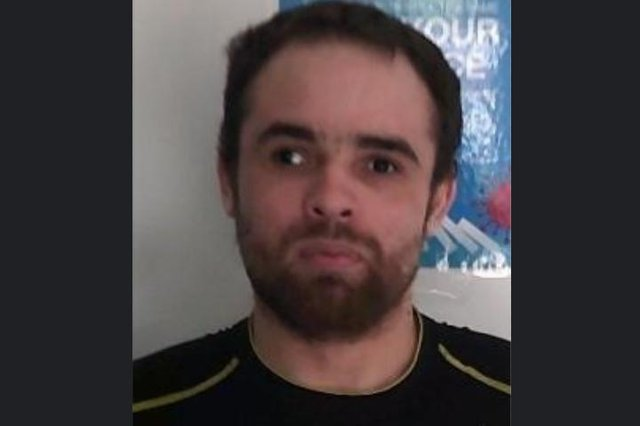 Almas Ullah, who has absconded from HMP Hatfield.