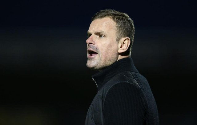 Richie Wellens. Photo by Pete Norton/Getty Images