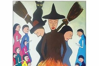 The Witch Trial Volume 1 by Chinwe Russell