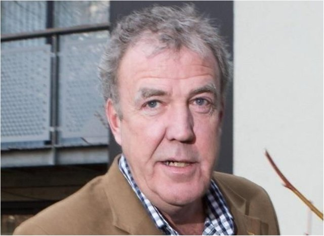 Jeremy Clarkson says he was punched ahead of the Champions League final.