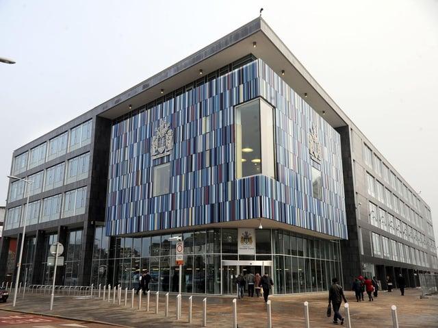 Doncaster Council's Civic Offices.