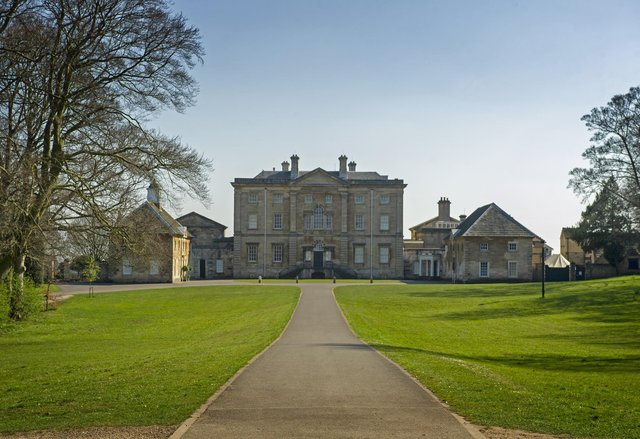 """Take a stroll around the landscaped parklands and take a look at the Georgian country house. One review said: """"Beautiful views, two lakes, woodland, cafes and a museum, within the beautiful hall itself. A bit of a hidden gem."""""""