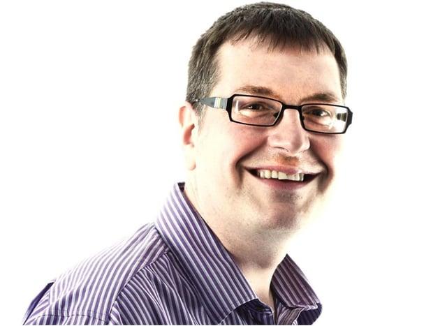 Radio host Pat Sissons.  (Photo: BBC).