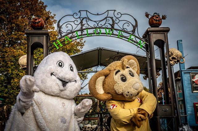 Prepare for a frightfully fantastic Halloween spook safari at Gulliver's Valley.