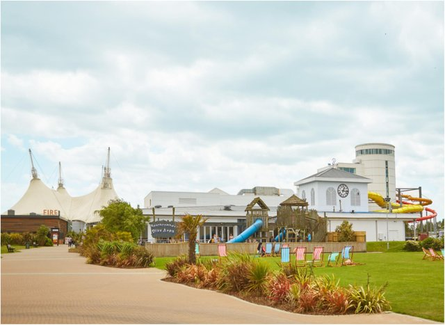 Butlin's is bouncing back after the Covid lockdown.
