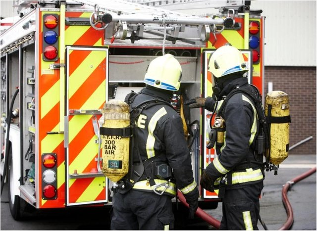 Fire crews were called out to Stainforth last night.