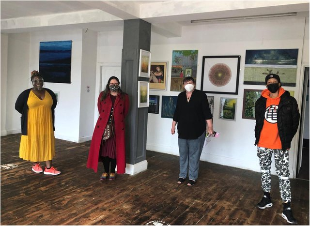 D31 Art Gallery is a new addition to Doncaster's arts scene.