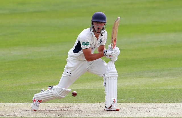 Middlesex youngster Josh de Caires has signed for Tickhill. Photo: David Rogers/Getty Images
