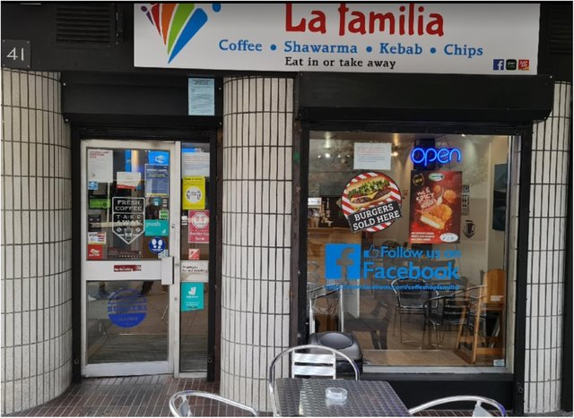 La Familia is hoping to be named one of Britain's best kebab shops.