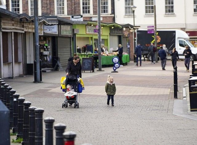 Doncaster will fall silent to remember the town's Covid victims today.
