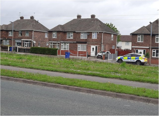 Police have sealed off Barnby Dun Road in Wheatley.