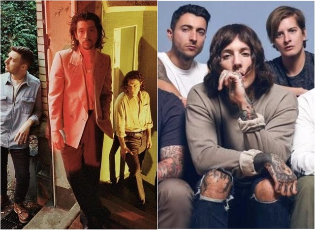 Could Arctic Monkeys and Bring Me The Horizon form a Sheffield supergroup?