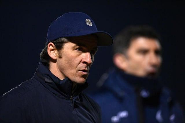 Joey Barton, manager of Bristol Rovers. Photo: Dan Mullan/Getty Images