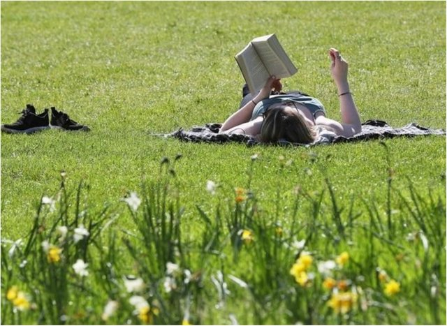 Doncaster's parks and beauty spots are expected to be busy this weekend.