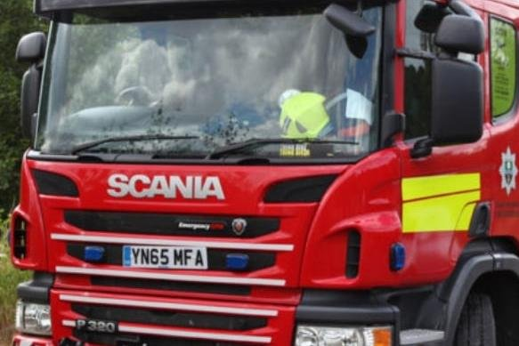 Firefighters attended a number of incidents overnight
