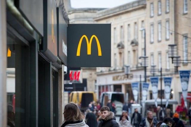 A branch of McDonald's. Photo by Matt Cardy/Getty Images. Copyright: Getty Images.