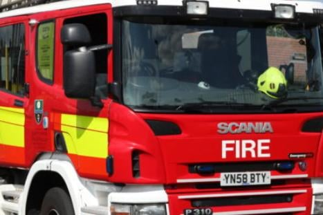 South Yorkshire Fire and Rescue attended the fire and found a man dead.