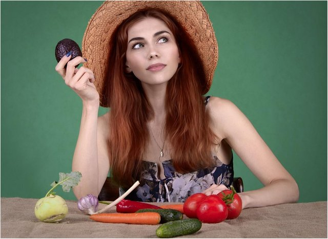 Veggies make better lovers than meat eaters, according to a study.