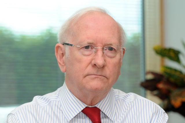 Police and Crime Commissioner, Dr Alan Billings